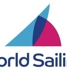 Three col worldsailing logo