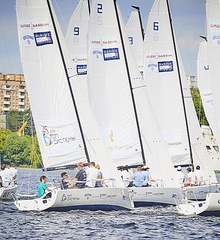 Three col proyachting cup 9