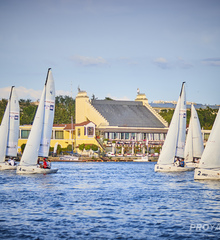 Three col          royal yacht club