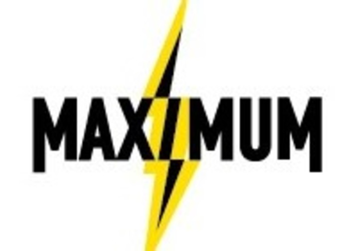 Full maximum logo2colors